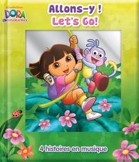 Allons-y ! Let's Go !- 4 histoires en musique -  Pi Kids pdf epub