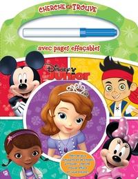 Cherche Et Trouve Disney Junior Avec Pages Effacables Cartonne