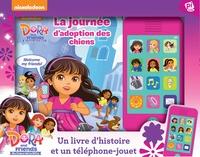 Dora and friends- Appel à tous les amis. Un livre d'histoire et un téléphone sonore -  Pi Kids pdf epub