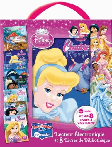Me Reader Disney Princessses Coffret 8 Livres Tablette De Lecture Me Reader Album