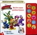 Pi Kids - Mickey et ses amis top départ ! - Mon livre sonore questions/réponses.