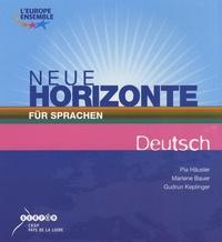 Deedr.fr Neue Horizonte für sprachen Deutsch Image