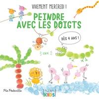Lemememonde.fr Peindre avec les doigts - Vivement mercredi! Dès 4 ans Image