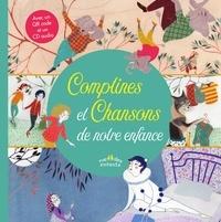 Pia Taccone - Comptines et chansons de notre enfance - Avec un QR code et un CD audio.