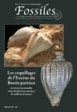 Patrice Lebrun - Fossiles Hors-série N° 3/2012 : Les coquillages de l'Eocène du Bassin parisien.