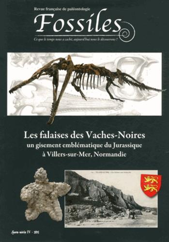 Patrice Lebrun - Fossiles Hors-série N° 4/2013 : Les fossiles des Vaches Noires - Un gisement emblématique du Jurassique à Villers-sur-Mer, Normandie.