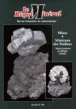 Roger de Ascencao Guedes - Le Règne Minéral Hors-série N° 16/201 : Mines & Minéraux des Malines - Saint-Laurent-le-Minier (Gard).