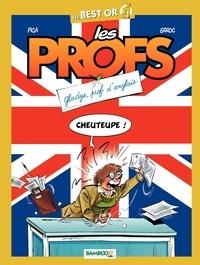 Pica et  Erroc - Les Profs Best Or : Gladys, prof d'anglais.