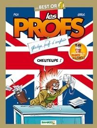 Pica et  Erroc - Les Profs  : Gladys, prof d'anglais.