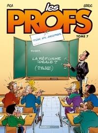 Service de téléchargement de livre Les Profs Tome 7 (French Edition) 9782915309706 PDB iBook par Pica, Erroc