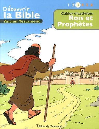Picanyol et Toni Matas - Rois et Prophètes - Cahier d'activités.