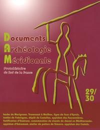 Hervé Guillemin - Documents d'archéologie méridionale N° 29/30 : .