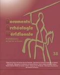Philippe Gruat - Documents d'archéologie méridionale N° 38/2015 : .