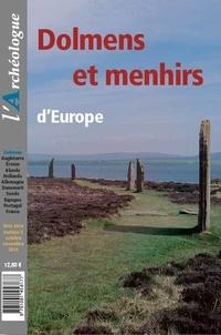Frédéric Lontcho - L'Archéologue Hors-série N° 2, Déc : Dolmens et menhirs d'Europe atlantique.