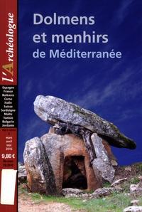 Frédéric Lontcho - L'Archéologue Hors-série N° 5, Mar : Dolmens et menhirs de Méditerranée.