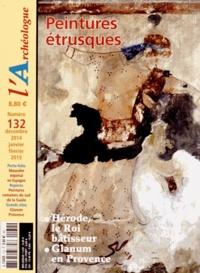 Alexandra Dardenay et Jean-Claude Golvin - L'Archéologue N° 132, Décembre 201 : .