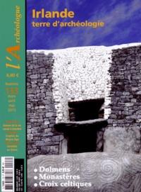 Frédéric Lontcho et Françoise Melmoth - L'Archéologue N° 133, Mars-avril-m : Irlande : terre d'archéologie.