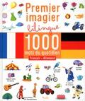 Piccolia et Stefania Colnaghi - 1 000 mots du quotidien Français-Allemand.