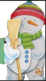A Curti - Bonhomme de neige.