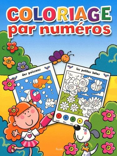 Piccolia - Coloriage par numéros.