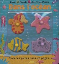Piccolia - Dans l'océan - Place les pièces dans les pages !.
