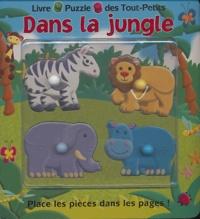 Piccolia - Dans la jungle - Place les pièces dans les pages !.