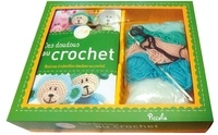 Piccolia - Des doudous au crochet - Boîtes crochet tricot tendance.