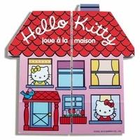 Piccolia - Hello Kitty joue à la maison - Livre magique.