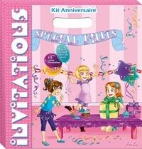 Piccolia - Kit anniversaire pour les filles.