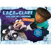 Checkpointfrance.fr L'Age de Glace, Les lois de l'univers - Livre puzzle Image