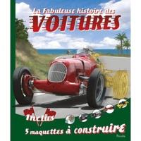 Galabria.be La fabuleuse histoire des voitures Image