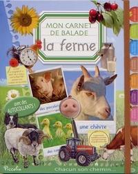 La ferme - Mon carnet de balade, avec des autocollants!.pdf
