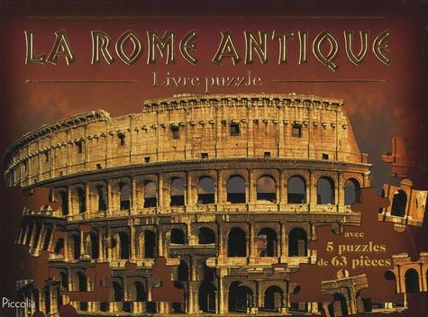 Piccolia - La Rome antique - Livre puzzle.