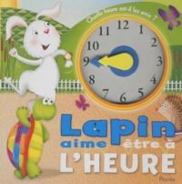 Deedr.fr Lapin aime être à l'heure Image