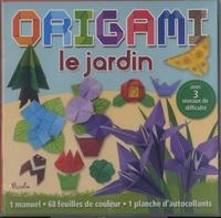 Piccolia - Le jardin - Contient : 1 manuel, 68 feuilles de couleurs, 1 planche d'autocollants.