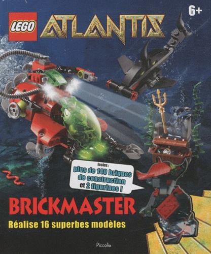 Piccolia - Légo Atlantis Brickmaster - Réalise 16 superbes modèles.