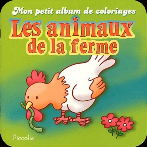 Piccolia - Les animaux de la ferme.