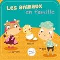 Piccolia - Les animaux en famille.