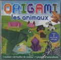 Piccolia - Les animaux - Contient : 1 manuel, 68 feuilles de couleurs, 1 planche d'autocollants.