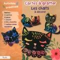 Piccolia - Les chats à décorer.