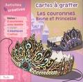 Piccolia - Les couronnes reine et princesse - Avec 2 couronnes, 1 stylet, 4 élastiques.