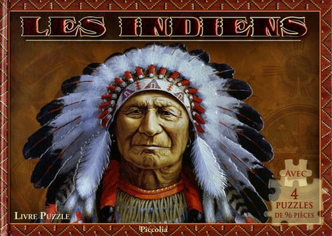 Piccolia et Karen Baicker - Les Indiens.