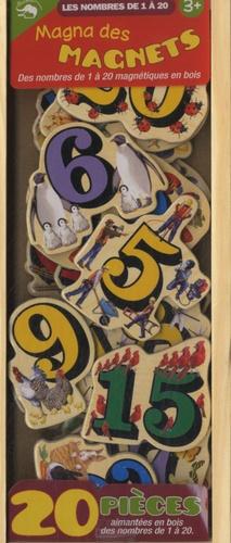 Piccolia - Les nombres de 1 à 20.