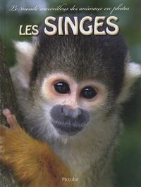 Piccolia - Les singes.