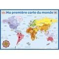 Piccolia - Ma première carte du monde.