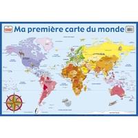 Goodtastepolice.fr Ma première carte du monde Image