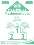 Andy Cooke - Mathématiques Grande section - 5 ans.