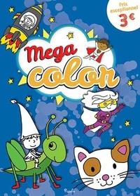 Ebooks téléchargés gratuitement aux Pays-Bas Mega color 9782753046665