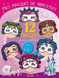 Lemememonde.fr Mes masques de princesses Image