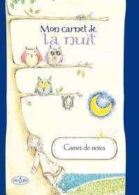 Mon carnet de la nuit -  Piccolia |